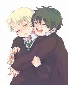 Harry Potter On... Drarry Fanfics