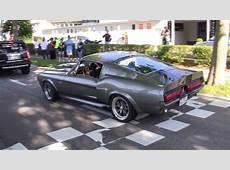 2x AC Cobra, Shelby GT500 Eleanor, Corvette ZR1, Z06