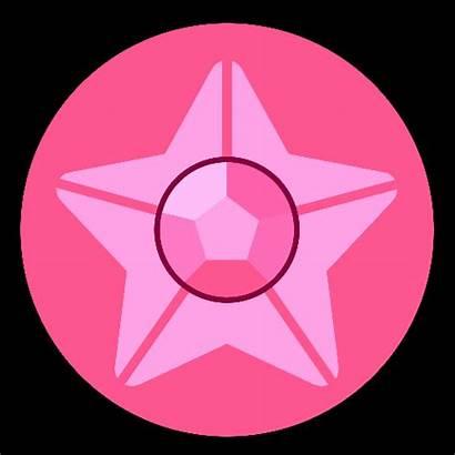 Steven Universe Rose Gem Quartz Fanart Pedra