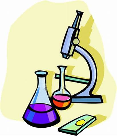 Science Clip Microscope Compound Skills Clipart Physical