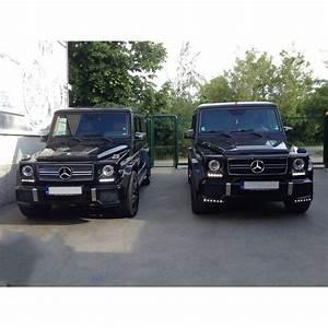 Classe G : pare chocs avant look amg pour mercedes classe g w463 design merced ~ Gottalentnigeria.com Avis de Voitures