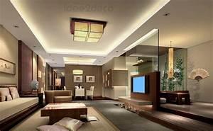 Une Dco De Salon Moderne Ambiance Zen Asiatique