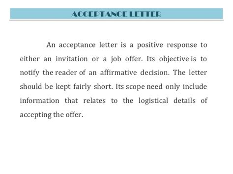 Thank You For Accepting My Resume by Business Communication