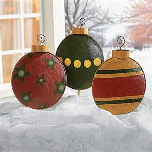 ornament yard stakes trading