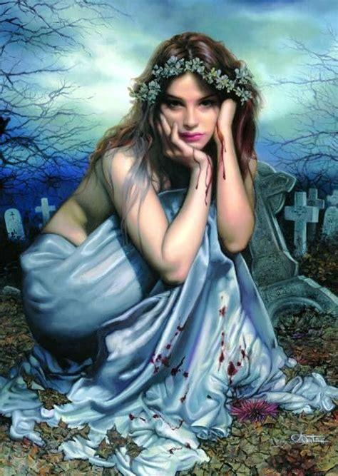 arantza sestayo gothic fantasy art art