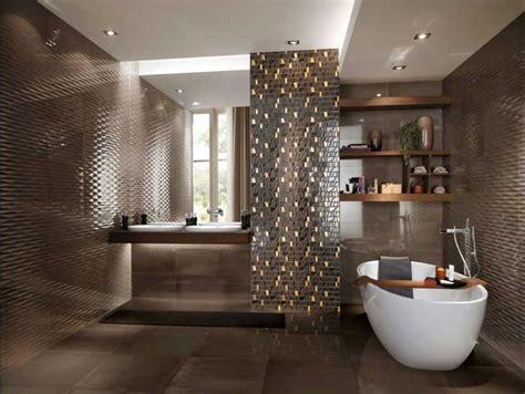Badezimmer Fliesen Mosaik Braun Gispatchercom