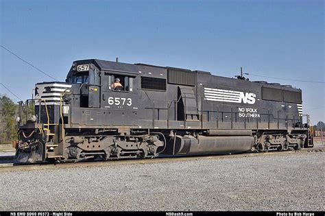 Ns Locomotive Detail Photos  Emd Sd60 #6573
