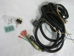Universal Snow Plow Light Wiring Harness W  Flasher