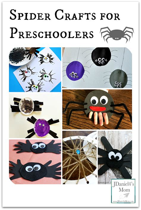 spider crafts for preschoolers 664 | Spider Crafts for Preschoolers Pinterest