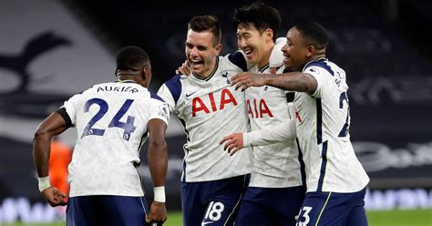 Tottenham player ratings: Son Heung-min and Lo Celso score ...