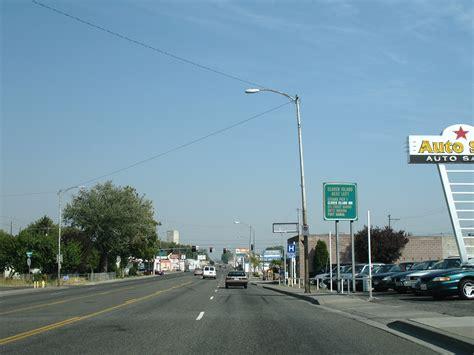 Washington @ AARoads - Tri-Cities Area Roads