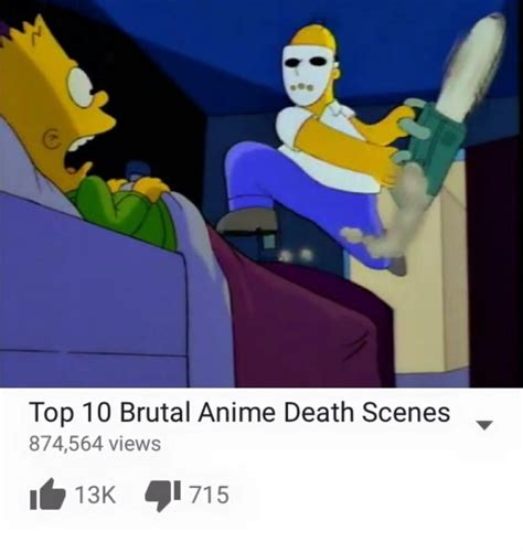 Top 10 Anime Betrayals Meme Template by Sad Anime Top 10 Anime List Parodies Your Meme
