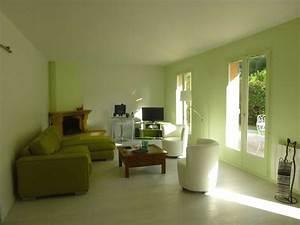 Photo Peinture Salon : salonpeinture maison decoration tunisie full peinture ~ Melissatoandfro.com Idées de Décoration