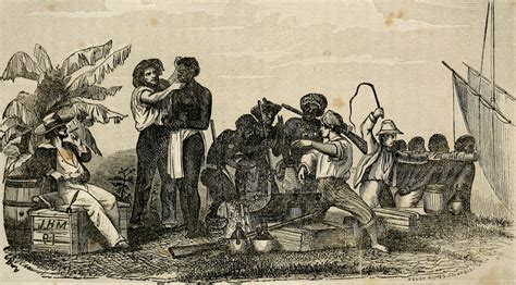 whipping  slaves slavery  usa facts summary