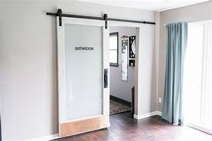 Industrial Barn Door Plans Nameahulu Decor Barn Door