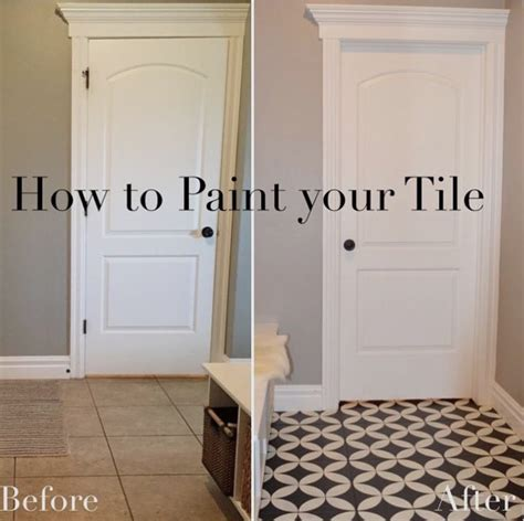 bathroom paint and tile ideas the who painted tile what painted tiles