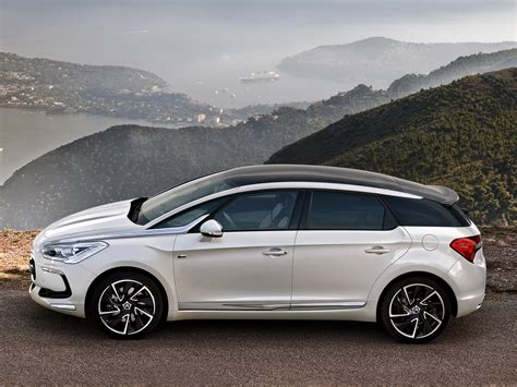 New Ds5 From Citroen Will Get New Badge, Better Equipment