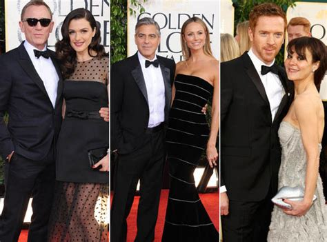 Help us build our profile of george clooney! Golden Globes 2013: Anne Hathaway and Jennifer Lawrence ...