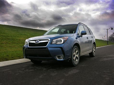 subaru xt 2016 subaru forester xt review a wrx for a family of five