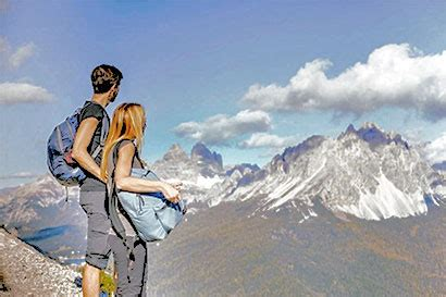 visiting dolomites italy  travel guide train travel