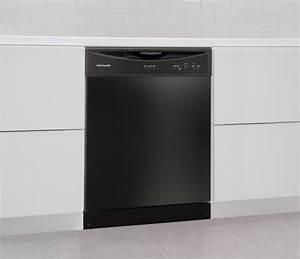 Frigidaire Ffbd2406nb Full Console Dishwasher With Ready