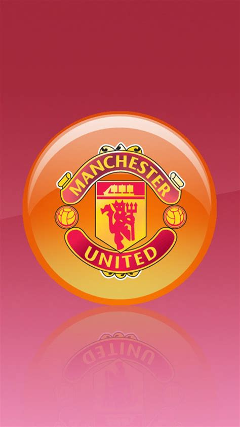 Manchester United iPhone Wallpaper (66+ images)