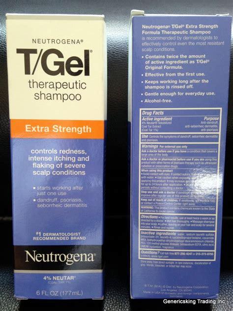 neutrogena tgel shampoo philippines extra strength