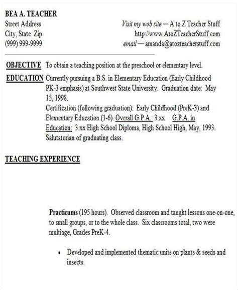 Want to land a job in education? 26+ Best Teacher Resumes | Free & Premium Templates