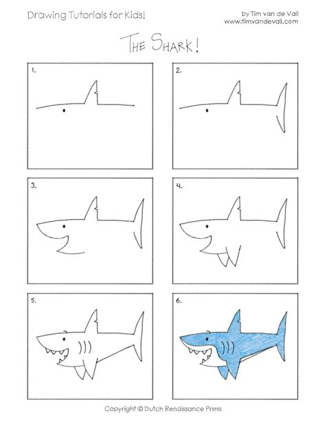 easy drawing tutorials  kids printable drawing lessons