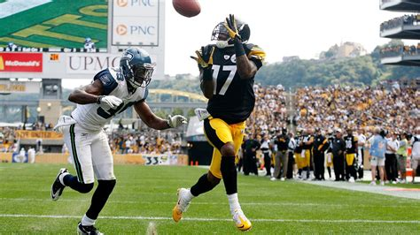 seahawks  steelers game notes pittsburgh rebounds big