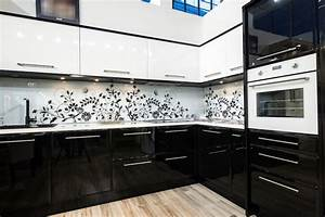 10 idea dekorasi dapur dengan hiasan dalaman moden terbaik With kitchen cabinet trends 2018 combined with art 3d wall panels