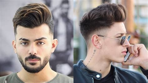Most Popular Hairstyles For Men 2019