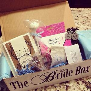 the bride box january 2014 edition the best wedding With gifts for bride on wedding day