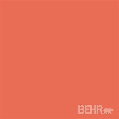Popular Behr Paint Colors For Living Rooms behr 174 paint color wet coral 190b 6 modern paint by behr 174