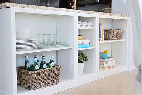 kitchen island bookcase ikea hacks the best 23 billy bookcase built ins 1846