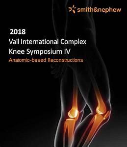 2018 Vail International Complex Knee Symposium