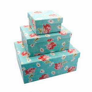 Floral Nested Box Set available online from Stylish Gifts