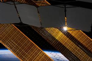 Station Solar Arrays and Radiator Panels | NASA