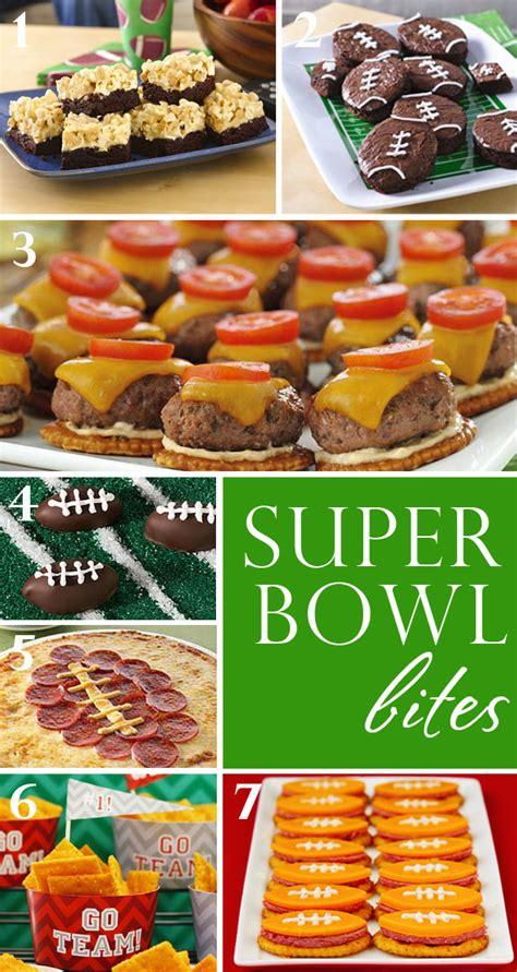 superbowl food super bowl party snack treat ideas recipes 2 the celebration shoppe
