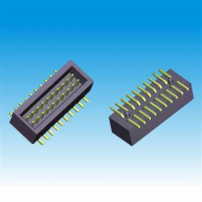 Smt Iso Connector Header 1mm Certification Pitch