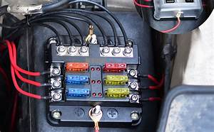 Fuse Box For Boats