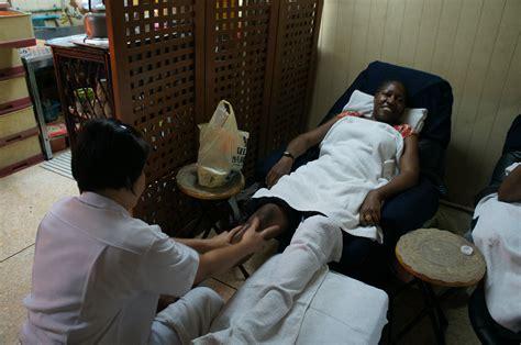 Bangkok Hotel Massage