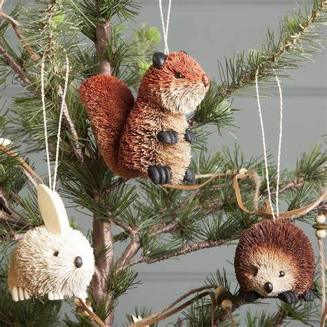 woodland christmas decorations google search christmas