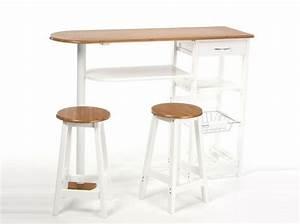 Table Rangement Cuisine : quelle table pour ma cuisine elle d coration ~ Teatrodelosmanantiales.com Idées de Décoration