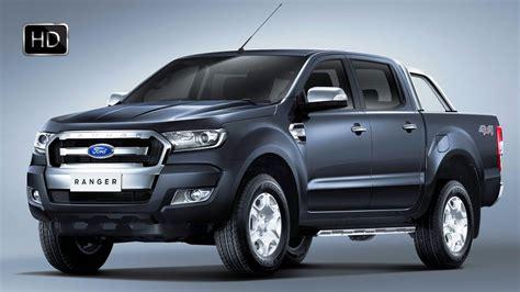 ford ranger pickup truck exterior interior design