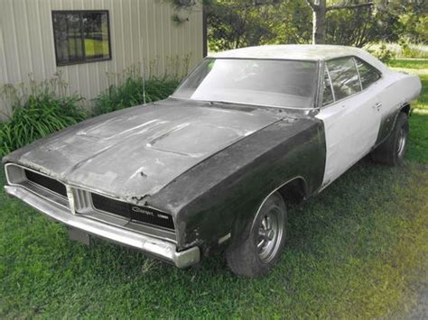 Purchase Used 69 Dodge Charger 383 Magnum Big Block