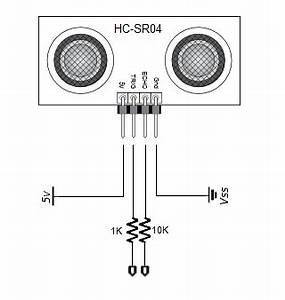 2 400cm ultrasonic sensor module hc sr04 With ultrasonic sensor