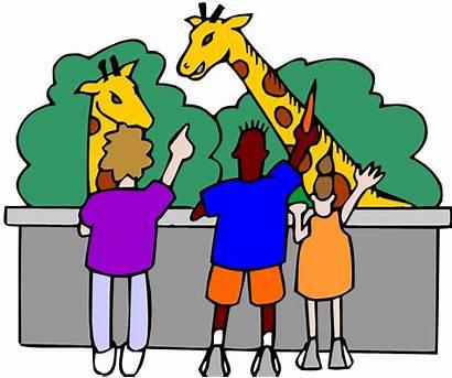 Zoo Clip Clipart Field Trip Noun Proper