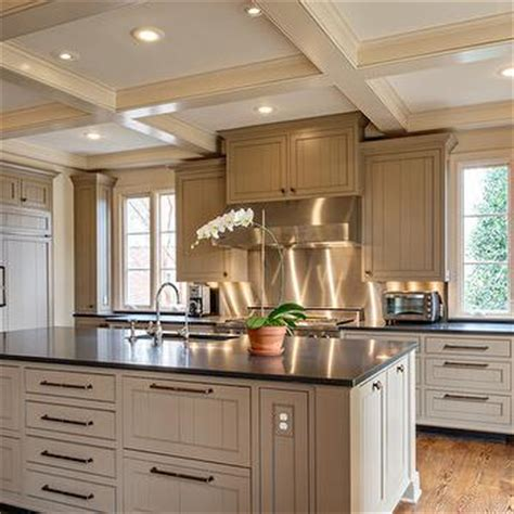 taupe kitchen cabinets light taupe kitchen cabinets design ideas