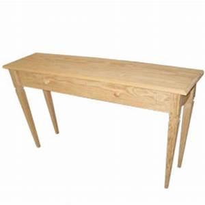 Table De Chevet Etroite : table etroite ~ Teatrodelosmanantiales.com Idées de Décoration
